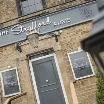 Strafford Arms, Stainborough