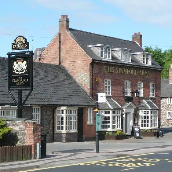 Stamford Arms, Groby