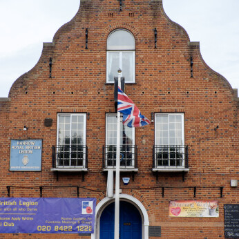 Royal British Legion Harrow Club, Harrow
