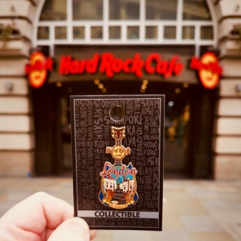 Hard Rock Café, City of Westminster