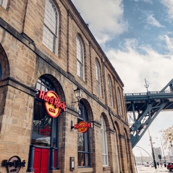 Hard Rock Café, Quayside