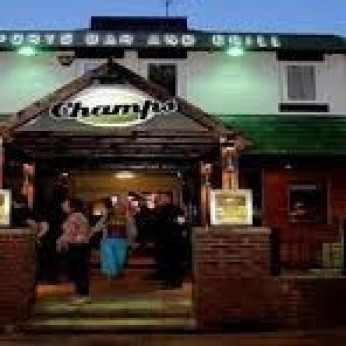Champs Sports Bar & Grill, Broomhill
