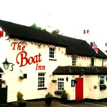 Click to view full size - Boat Inn, Rugby(photograph number 1)