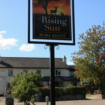 Rising Sun, Ashburton
