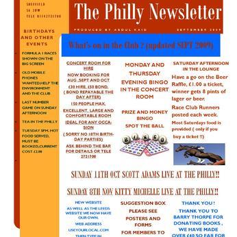 Philadelphian WMC, Walkley