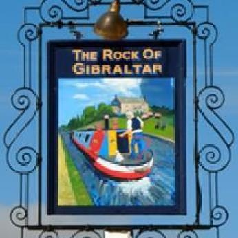 Rock Of Gibraltar, Enslow