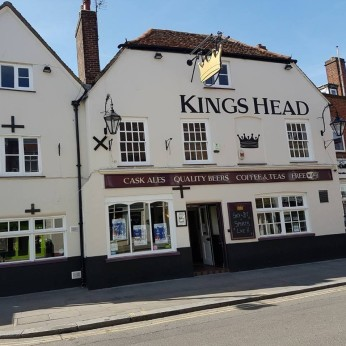 Click to view full size - Kings Head, Chertsey(photograph number 1)