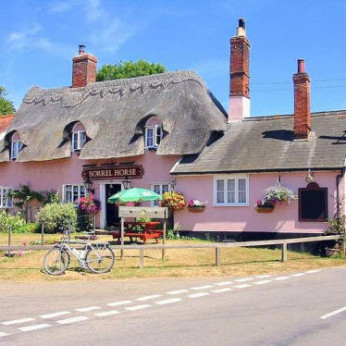 Sorrel Horse Inn, Shottisham
