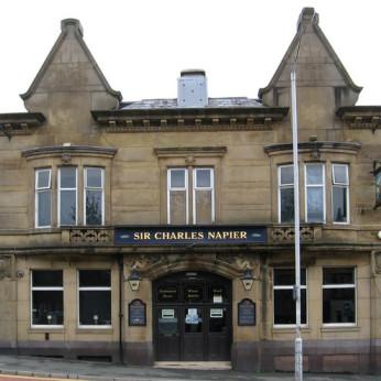 Sir Charles Napier Inn, Blackburn