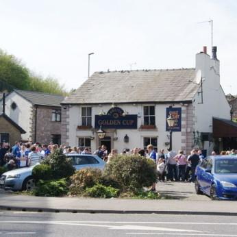 Golden Cup Inn, Earcroft