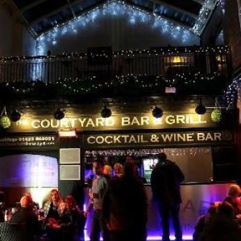 Courtyard Bar and Grill, Knaresborough