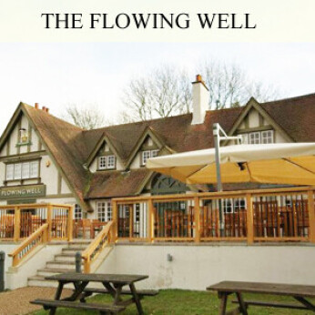 Flowing Well, Sunningwell
