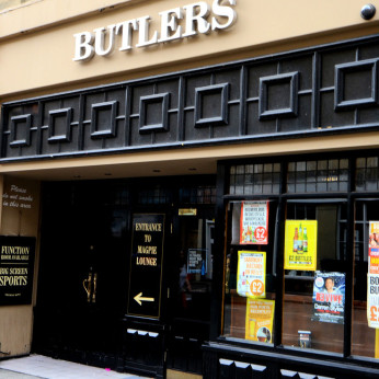 Butlers Bar, Newcastle upon Tyne