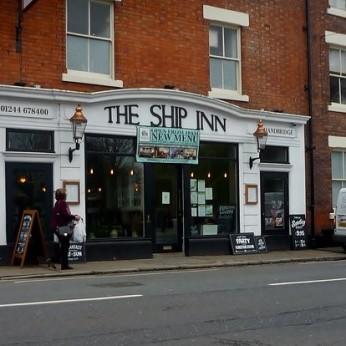 Ship Inn, Chester