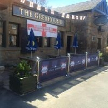 Greyhound Inn, Halton