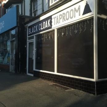 Black Cloak Brewery & Taproom, Glyn