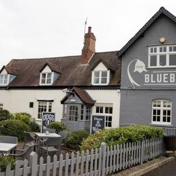 Blue Bell, Great Malvern