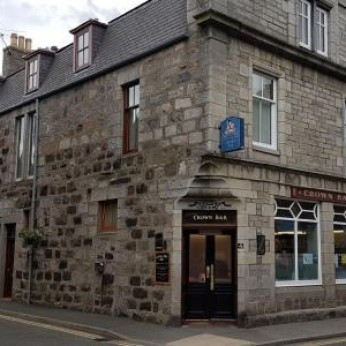 Crown Bar, Huntly