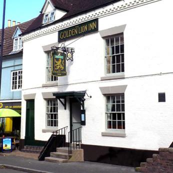 Golden Lion Inn, Bridgnorth