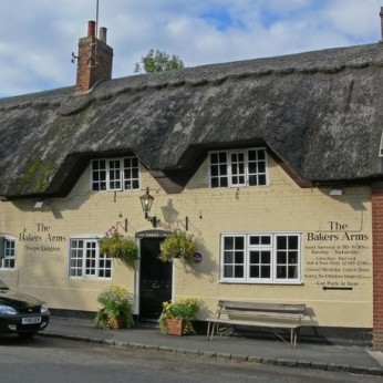 Bakers Arms, Thorpe Langton