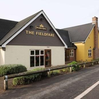 Fieldfare, Chorley
