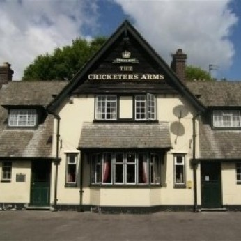 Cricketers Arms, Cowley Marsh