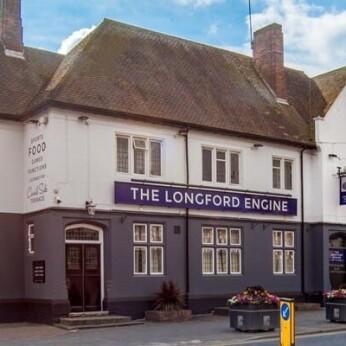 Longford Engine, Longford