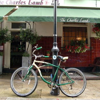 Charles Lamb, London N1