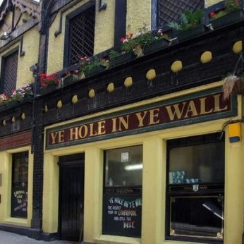 Ye Hole In Ye Wall, Liverpool