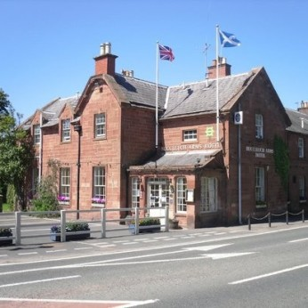 Buccleuch Arms Hotel, St. Boswells