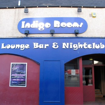 Indigo Rooms, Galashiels
