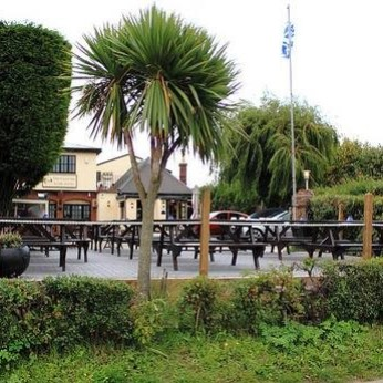 Coast Inn, West Mersea