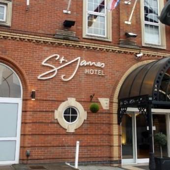 St James Hotel, Nottingham