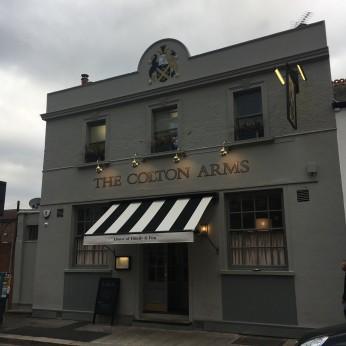 Colton Arms, London W14