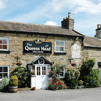 Queens Head, Finghall