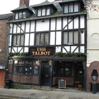Talbot Hotel, Richmond