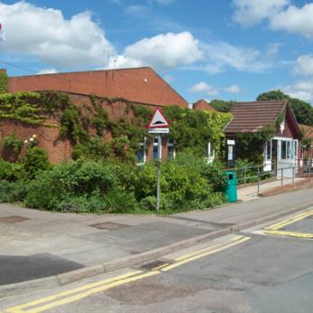 Community Centre, St Margaret
