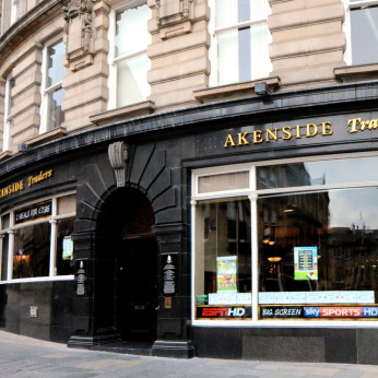 Akenside Traders, Newcastle upon Tyne
