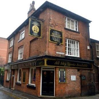 Sir Ralph Abercrombie Inn, Manchester