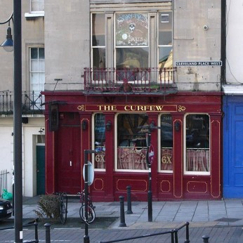 Click to view full size - Curfew Inn, Bath(photograph number 1)