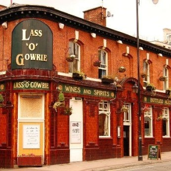 Lass O Gowrie, Manchester