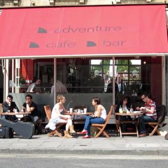 Adventure Cafe, Bath