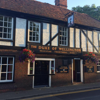 Duke Of Wellington, Twyford