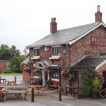 Heatons Bridge Inn, Scarisbrick