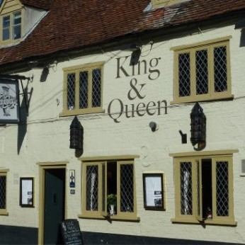 Click to view full size - King & Queen, Aylesbury(photograph number 1)
