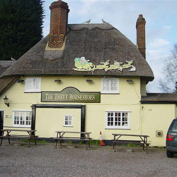 Three Horseshoes, Takeley