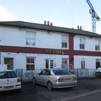 Victoria Hotel, Woolston