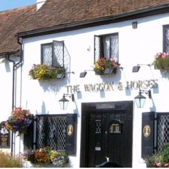 Waggon & Horses, Graveley