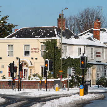 Click to view full size - Spring Tavern, Epsom(photograph number 1)