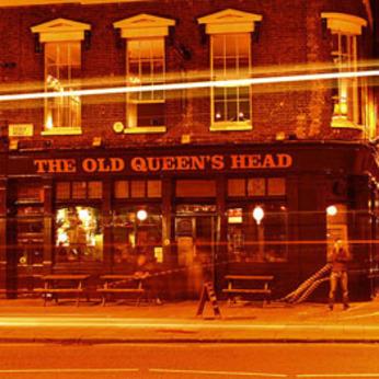 Old Queens Head, London N1